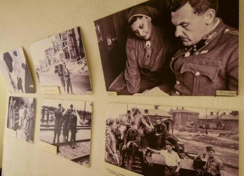 Doni fotós című kiállításmegnyitó a Látogatóközpontban
