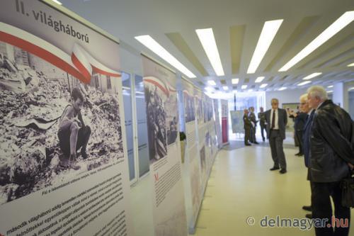 Konferenciával, kiállítással emlékeztek a lengyel függetlenségre Szegeden