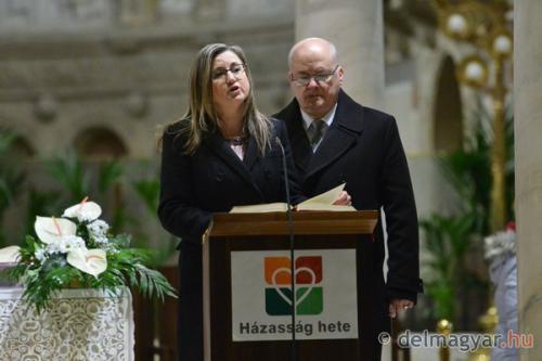 Ilyet még senki sem mondott a fogadalmi templomban: A házasság lényege a szeretet