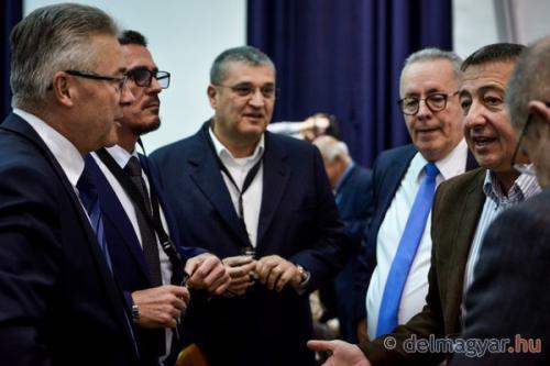 Háború Európáért címmel rendeztek konferenciát Szegeden