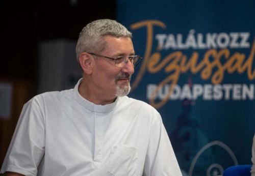 A NEK hírnökei a Homokhátságra látogattak Kopasz István plébános hívására