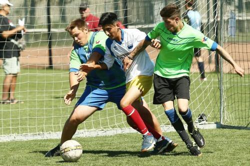 Országos tornán fociztak az ágotás gyerekek