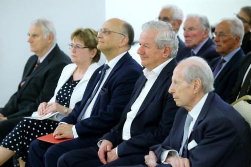 Hoffmann Rózsa kapta a Báró Gelsey Vilmos-nagydíjat