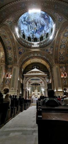 Emlékező szentmise a Dómban az 1956-os forradalom és szabadságharc áldozataiért