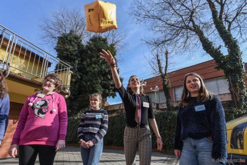 Hatodik alkalommal gyűlnek össze az egyházmegye diákjai - Érzékenyítik a fiatalokat