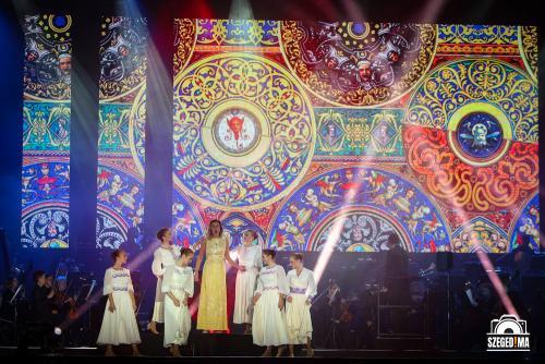 Jótékonysági Hungarikum Gálakoncert a Szent Gellért Fórumban