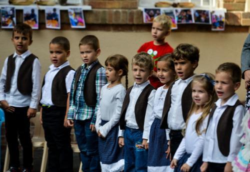 55,5 millió forintból újult meg az Avar utcai egyházi óvoda