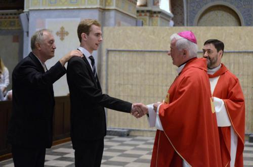 Pünkösd a Szegedi Katolikus Egyetemi Lelkészségen