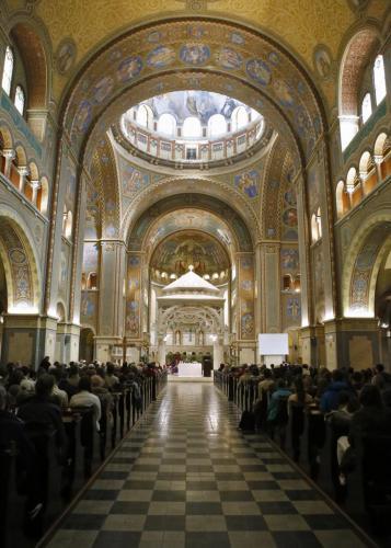 A Missziós kereszt Szegeden