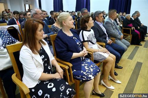 """Tanévzárás a Gál Ferenc Főiskolán: """"Védjük a ránk bízott értékeket, hitünket, példát, megerősítést adunk"""""""